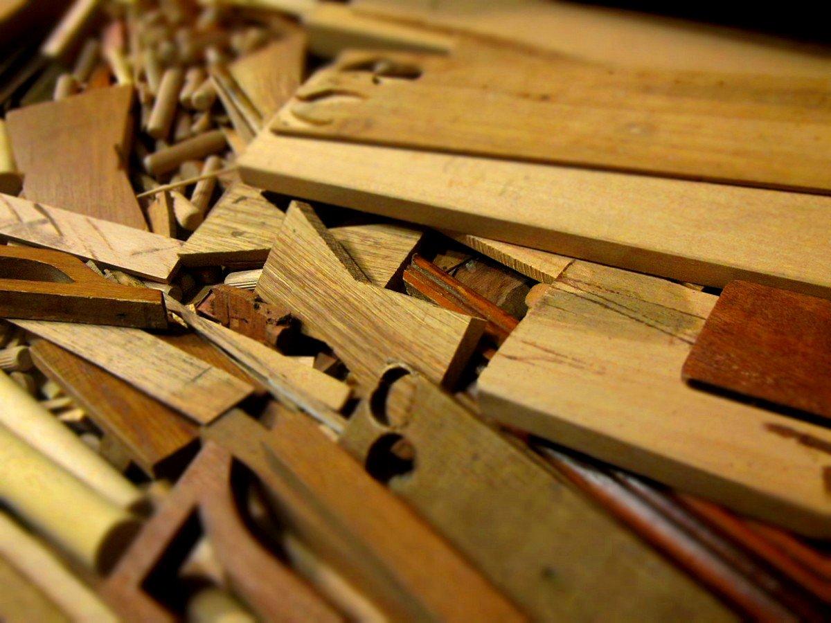 legni per il restauro