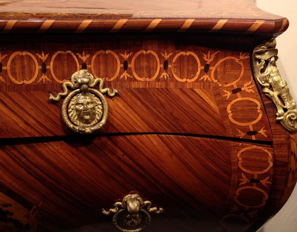 Restauro mobili antichi restauro antichit montinaro - Restauro mobili antichi tecniche ...