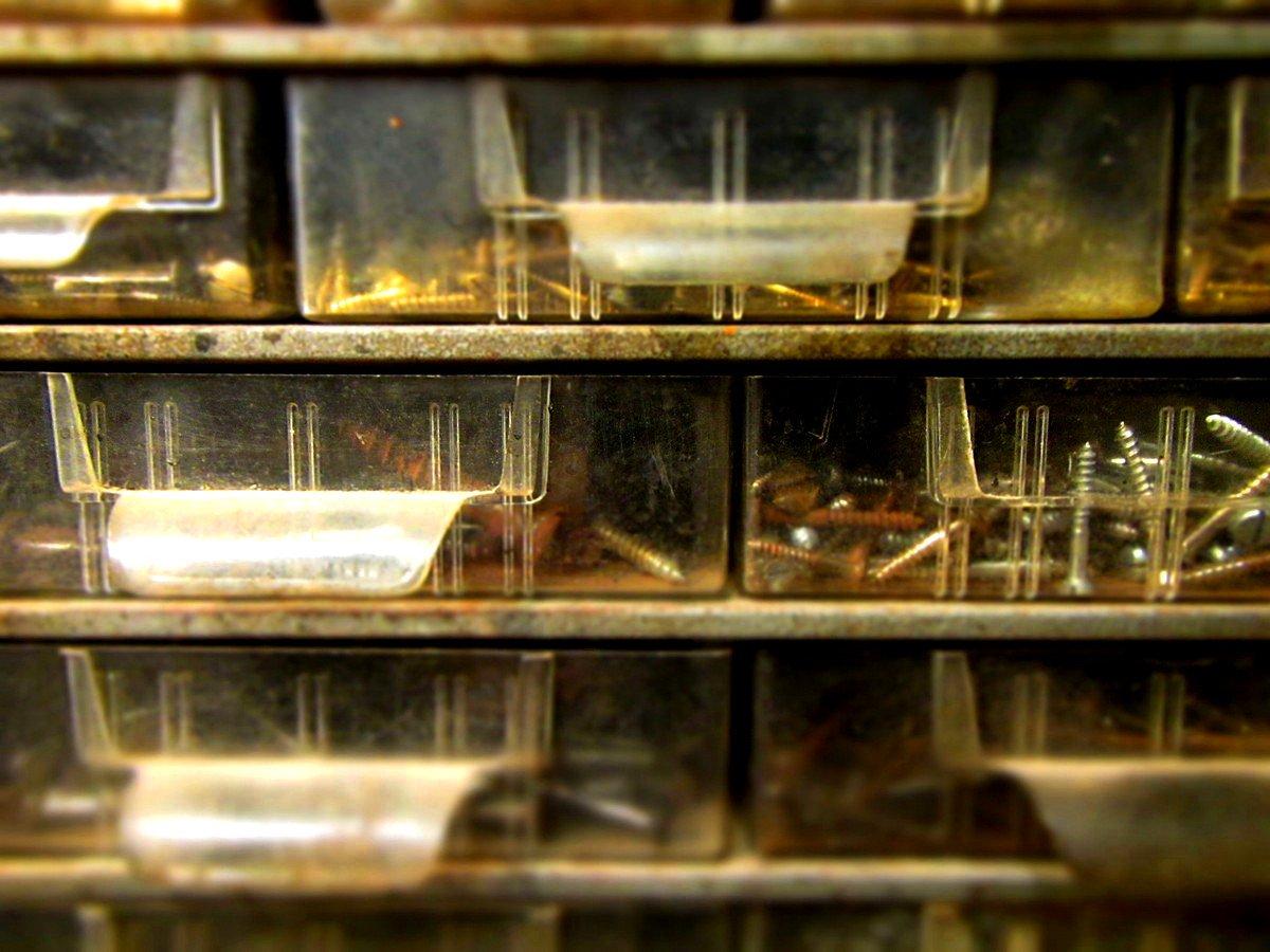 minuteria per restauro mobili antichi