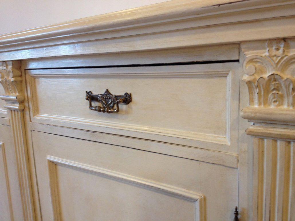 shabby chic credenza restauro antichit montinaro. Black Bedroom Furniture Sets. Home Design Ideas